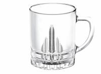 Чашка скляна ОСЗ Венеція 280 мл 18с2028, фото 1