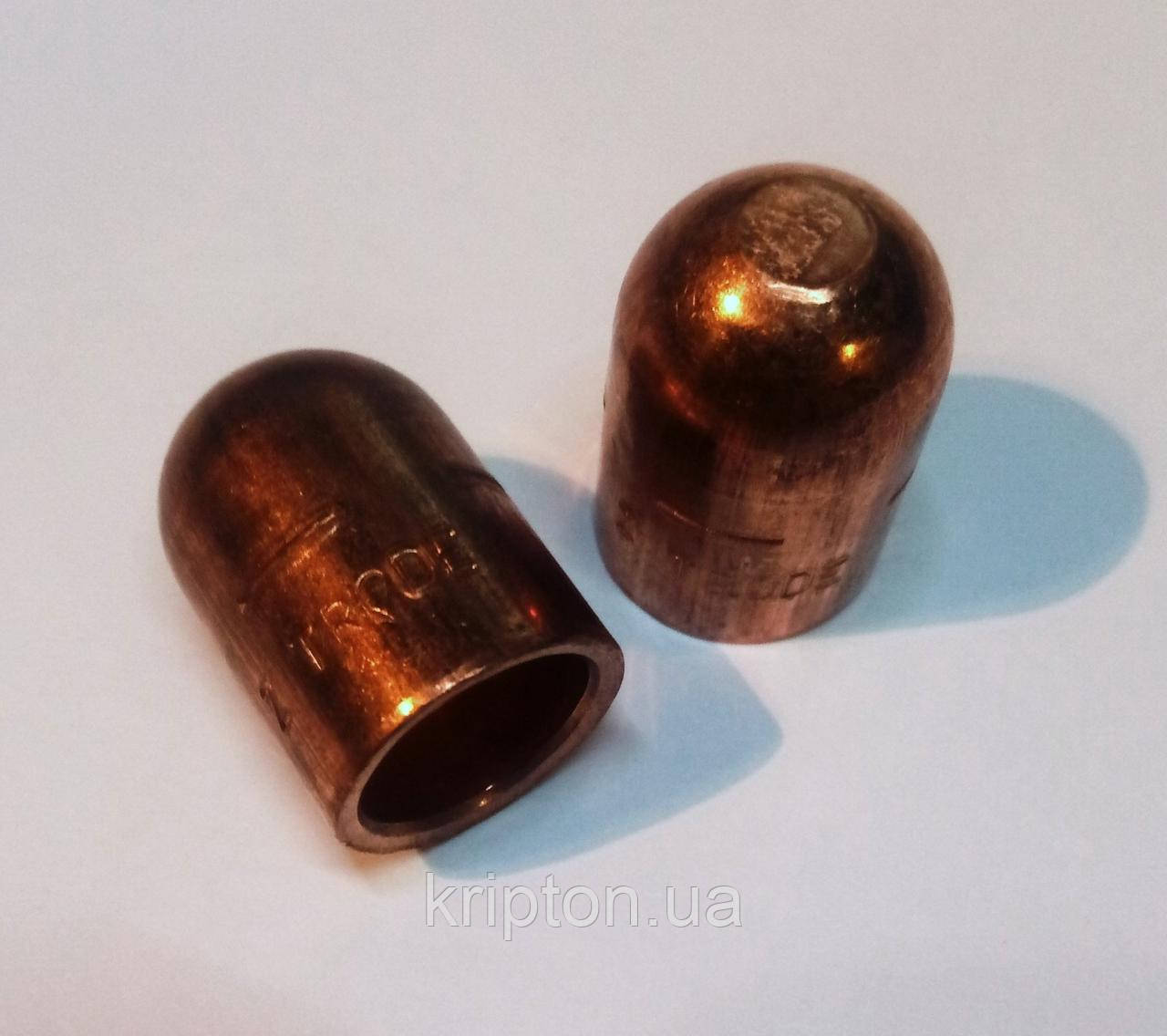 Колпачковый Электрод  G16х20  1шт. Для контактной сварки