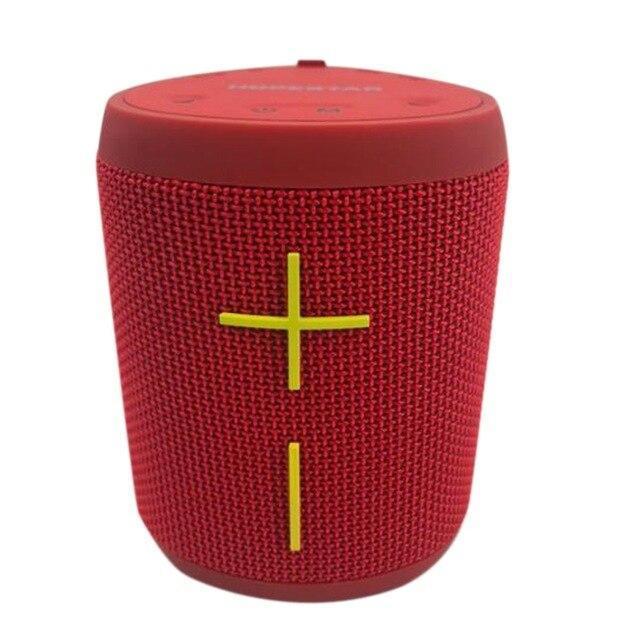 Портативная Bluetooth-колонка Hopestar P14 Red