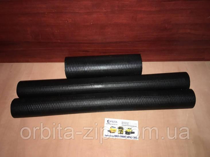 DK-1345 Патрубок радиатора КрАЗ 6437, КРАЗ 6510 (комплект 3шт)