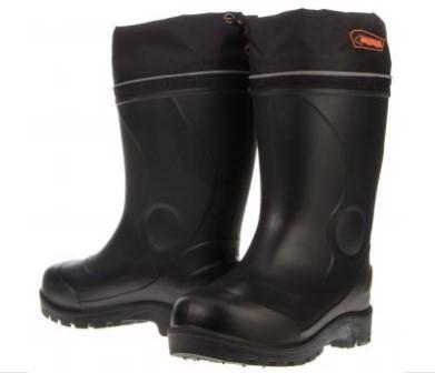 Чоботи для зимової риболовлі та полювання Ведмідь СВ-73ш - 50°З EVA (поліуретанова підошва з шипами)