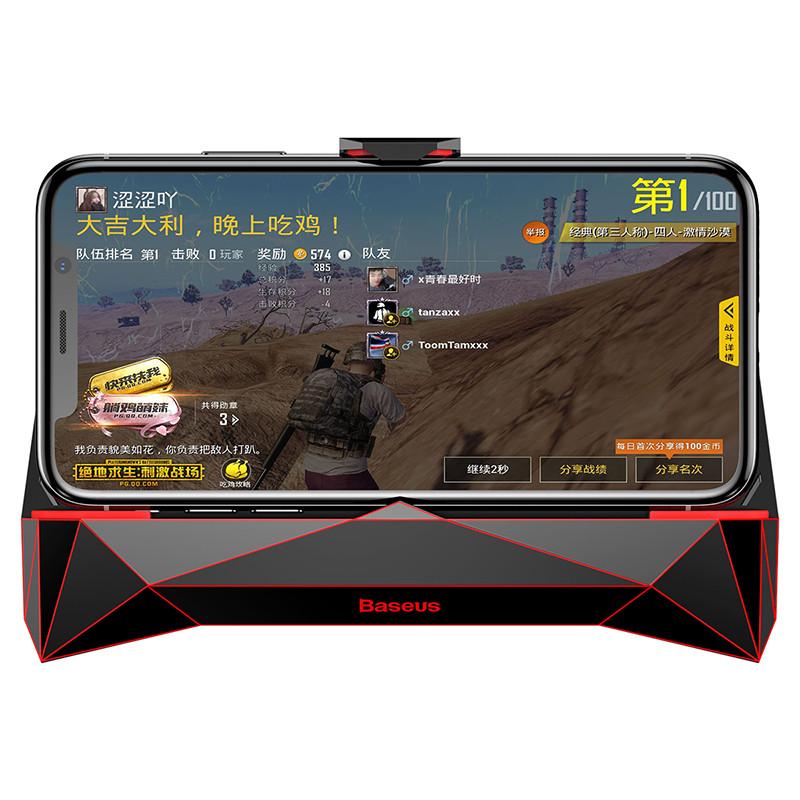 Кулер-підставка для телефону BASEUS Magic-Monster Games Dissipate-heat Hand Handle