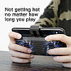 Кулер-підставка для телефону BASEUS Magic-Monster Games Dissipate-heat Hand Handle, фото 4