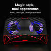 Кулер-підставка для телефону BASEUS Magic-Monster Games Dissipate-heat Hand Handle, фото 6
