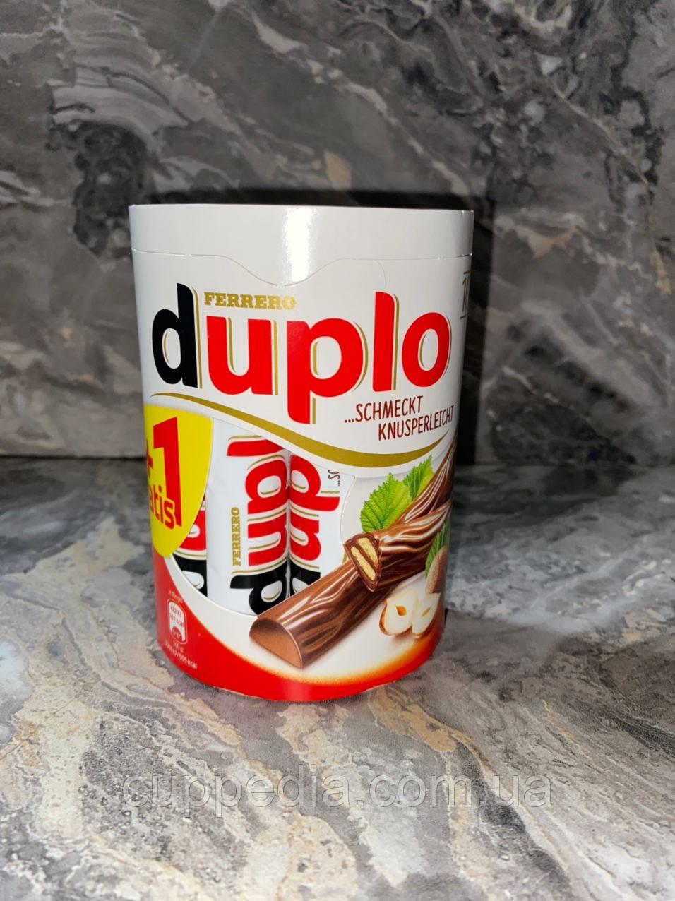 Батончики Duplo Ferrero 182 грм