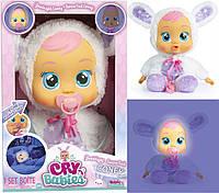 Cry Babies Goodnight Coney Интерактивная кукла пупс плакса Край бейби спокойной ночи зайка