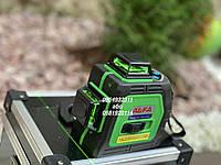 Самовыравнивающийся уровень лазерный Al-fa ALNL-3DG, 12 лучей, фото 1