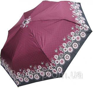 Зонт складной Doppler 7301653003-2 полуавтомат Бордовый Узор