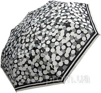 Зонт складной Doppler 730165BW01 полуавтомат Горох