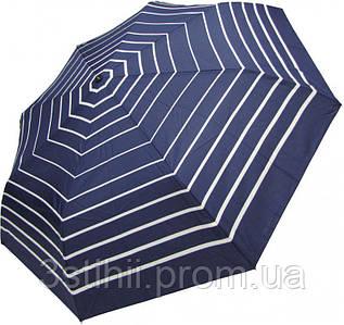Зонт складной Doppler 730165NE03 полуавтомат Синий в полоску