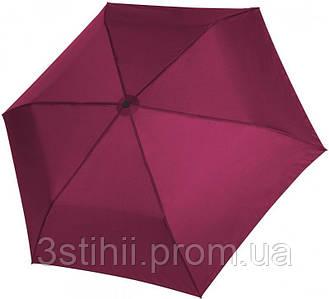 Зонт складной Doppler ZERO 99 механический 710632603 Бордовый