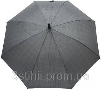 Зонт-трость Derby 77167P-2 полуавтомат Крупная клетка