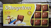 Шоколад Trumpf Schogetten for Kids 100 гр