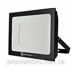 Прожектор светодиодный ЕВРОСВЕТ 200Вт 6400К EV-200-504 STAND 16000Лм, фото 2