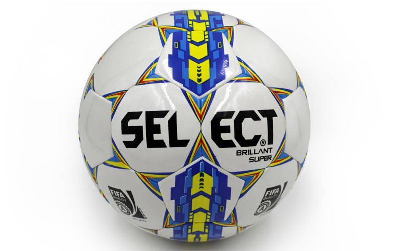 Мяч для футзала №4 SELECT  Brillant Super