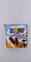 Соломка с шоколадным кремом и ореховым вкусом в упаковке TM Tayas 55 грм