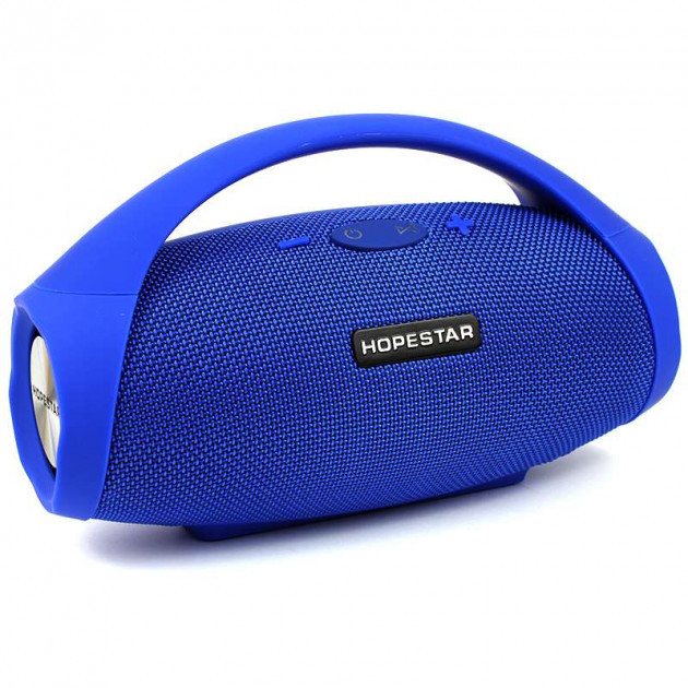 Портативная Bluetooth колонка Hopestar H31 Boombox Original Electric Blue