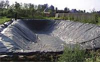 Пленка для прудов, водоемов ПВХ, WTB ELBEsecur Германия (1мм, шир.-2м)