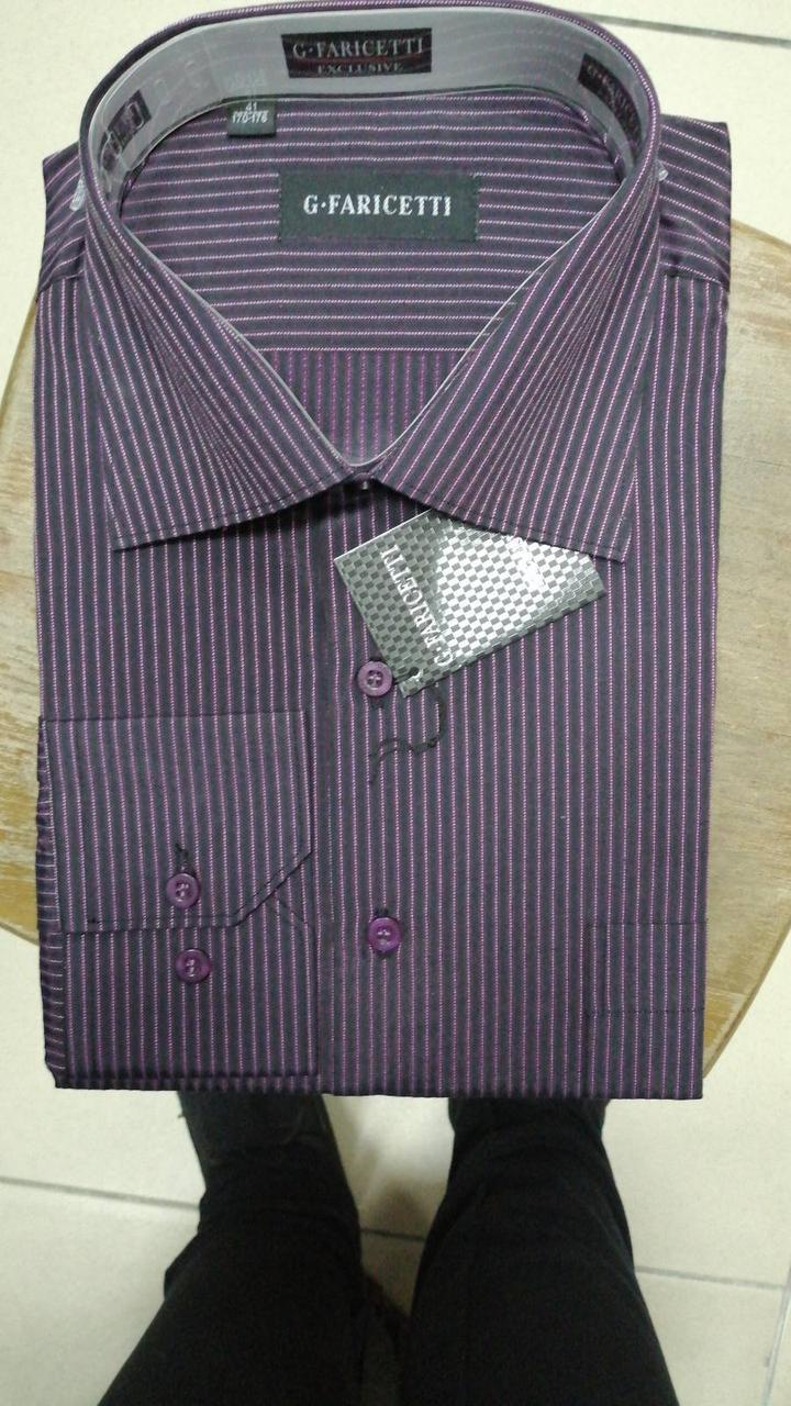 Рубашка мужская G.Faricetti модель F-9946