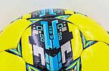 Мяч футзальный №4 SELECT BRILLANT SUPER желтый, фото 4