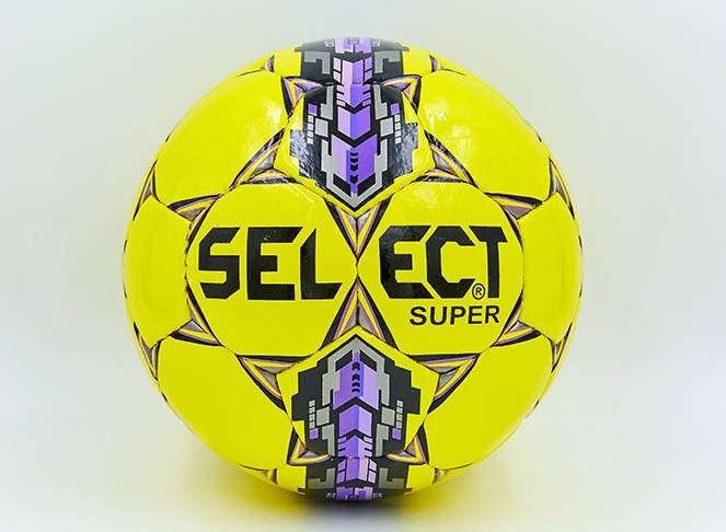 Мяч футзальный №4 SELECT SUPER
