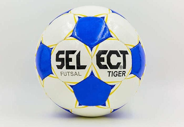 Мяч футзальный №4 SELECT TIGER