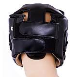 Шлем Ever, открытый, Flex, размер L черный, фото 2