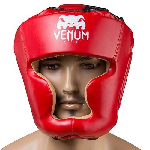 Шлем Venum, Flex, размер , красный, М
