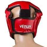 Шлем Venum, Flex, размер , красный, М, фото 3