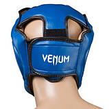 Шлем Venum, Flex, размер М, синий., фото 3