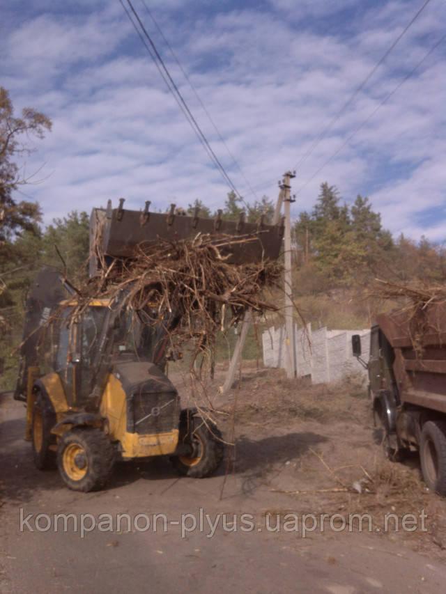 Підготовка ділянки до будівництва