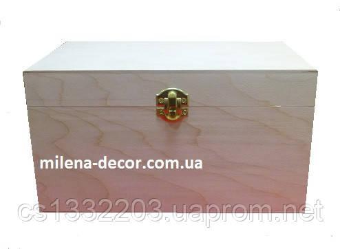 Шкатулка, коробка глубокая (большая) 350/250/220