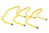 Беговой барьер SECO 23 см цвет: желтый , фото 1