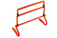 Раскладной беговой барьер SECO цвет: оранжевый , фото 1