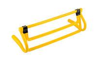 Раскладной беговой барьер SECO цвет: желтый , фото 1