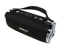 Портативная, беспроводная, акустическая bluetooth колонка Hopestar H24 с влагозащитой,Wireless Speaker