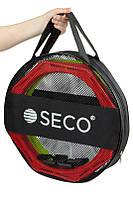 Набор тренировочных колец 40 см SECO 8 шт, фото 1
