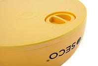 База под слаломную стойку SECO цвет: желтый , фото 1