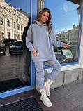 Костюм спортивный женский зимний флисовый тёплый, фото 6