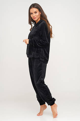 Плюшевый костюм кофта и штаны, фото 2