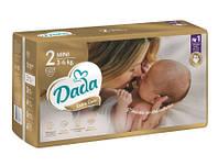 Підгузники дитячі Dada Extra Care 2 (3-6 кг) 43 шт