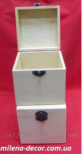 Шкатулка, коробка глубокая 11*11*11см