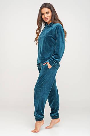 Комфортный костюм кофта и штаны, фото 2