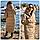 Зимовий пуховик куртка курточка з капішоном пальто оверсайз ковдра одеяло (плащівка + силікон), фото 2