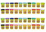 Набор пластилина Плей-До 40 баночек Хасбро, Play-Doh Hasbro (E9413), фото 2