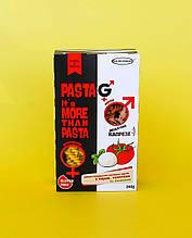 """Макаронные изделия без глютена PASTA G сыр, томат, базилик """"Fusilli"""" спираль, 240 г"""