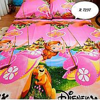 Комплект постельного белья для девочек Принцесса София
