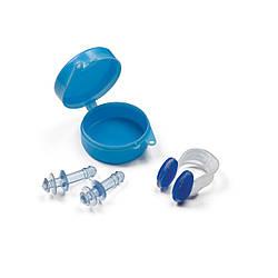Набор для плавания ушные затычки и зажим для носа Intex 55609
