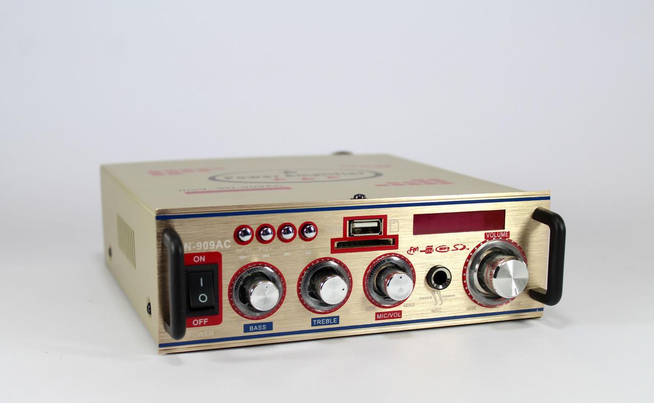 Підсилювач AMP 909 20