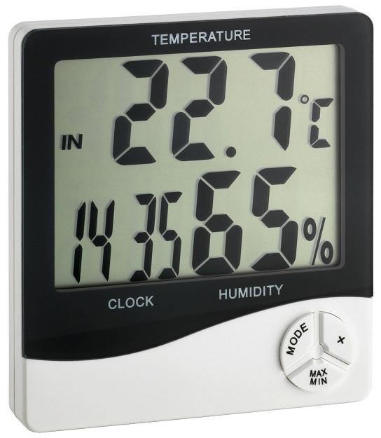 Термогигрометры гигрометры метеостанции